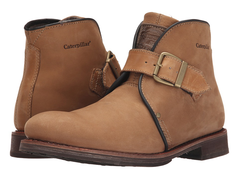 Caterpillar - Haverhill (Sand) Men's Boots