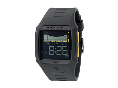 Rip Curl - Rifles Tide Watch (Charcoal) Watches