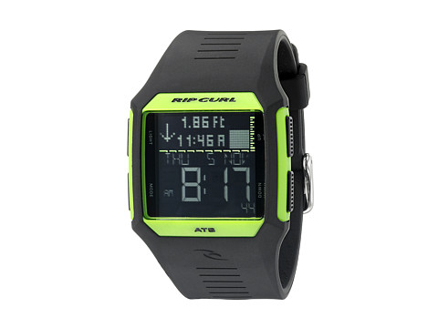 Rip Curl - Rifles Tide Watch (Frog Green) Watches