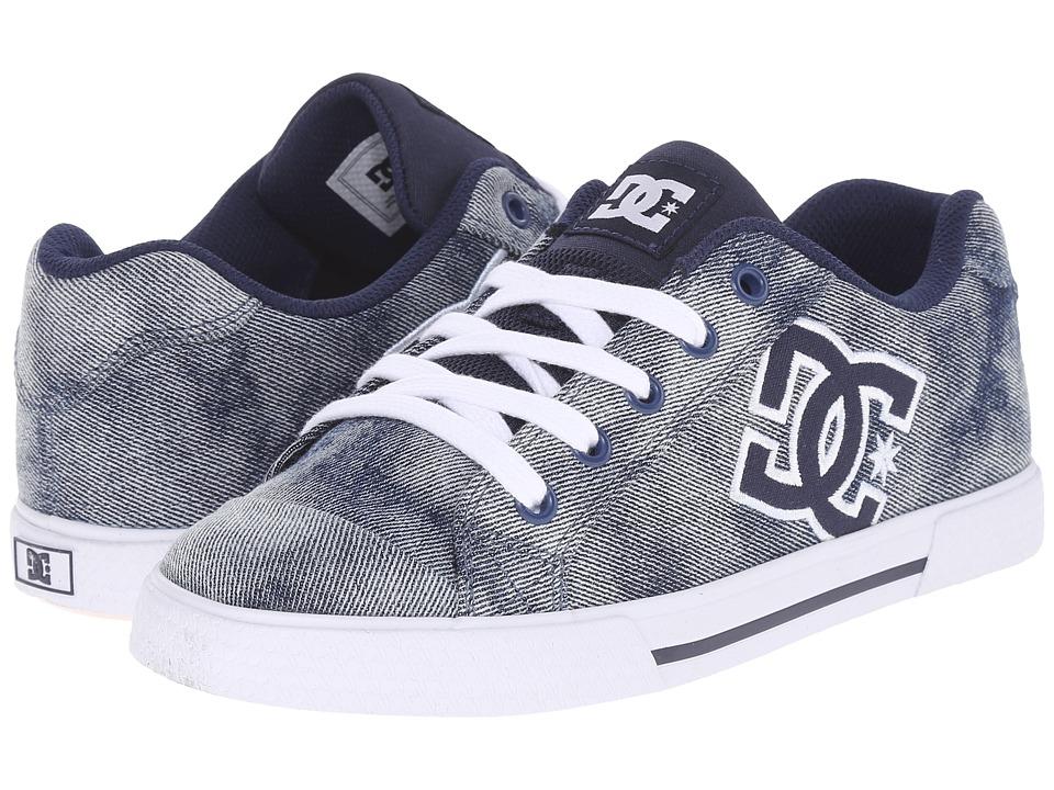 DC - Chelsea SE W (Denim) Women's Skate Shoes
