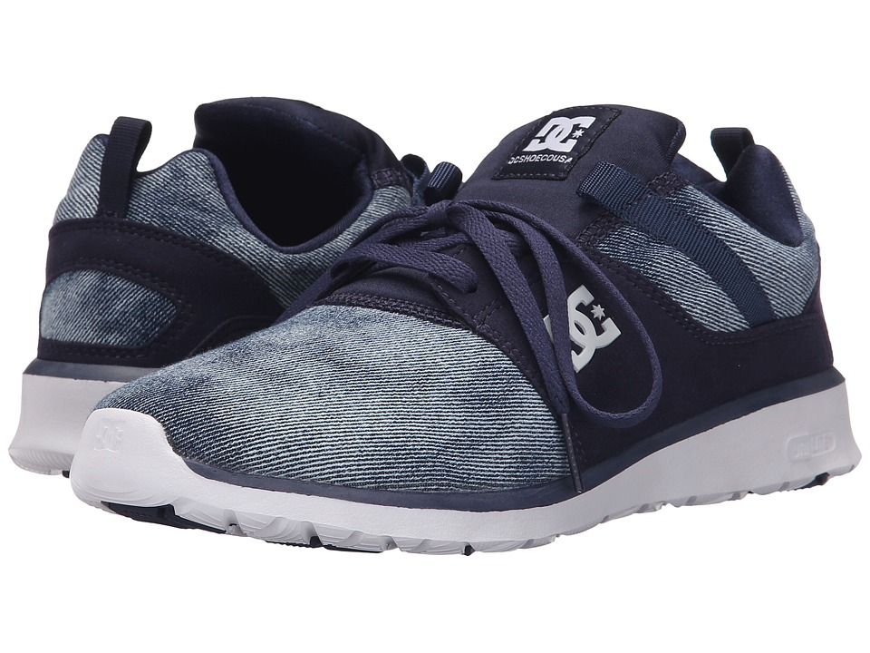 DC - Heathrow SE (Denim) Women's Skate Shoes