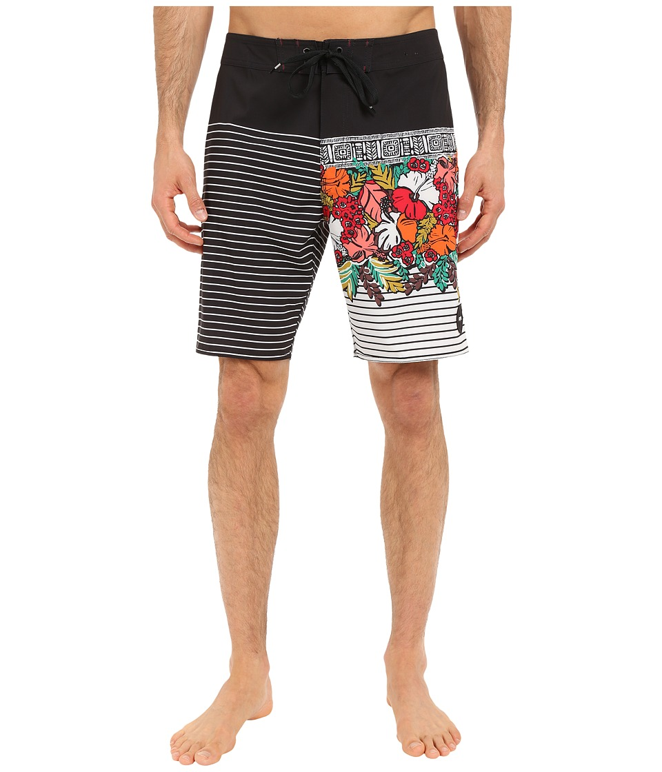 RVCA - Fuller Trunks (Black) Men's Shorts