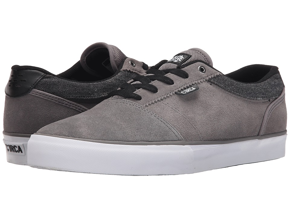 Circa - Goliath (Frost Gray/Black) Men's Shoes