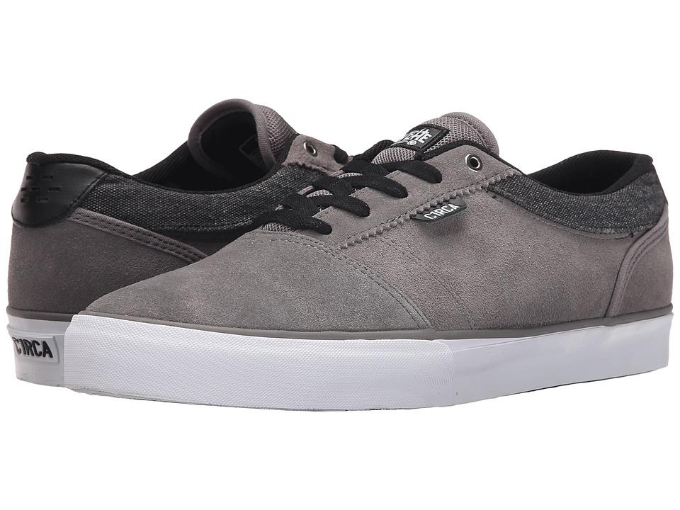 Circa - Goliath (Frost Gray/Black) Men's Shoes