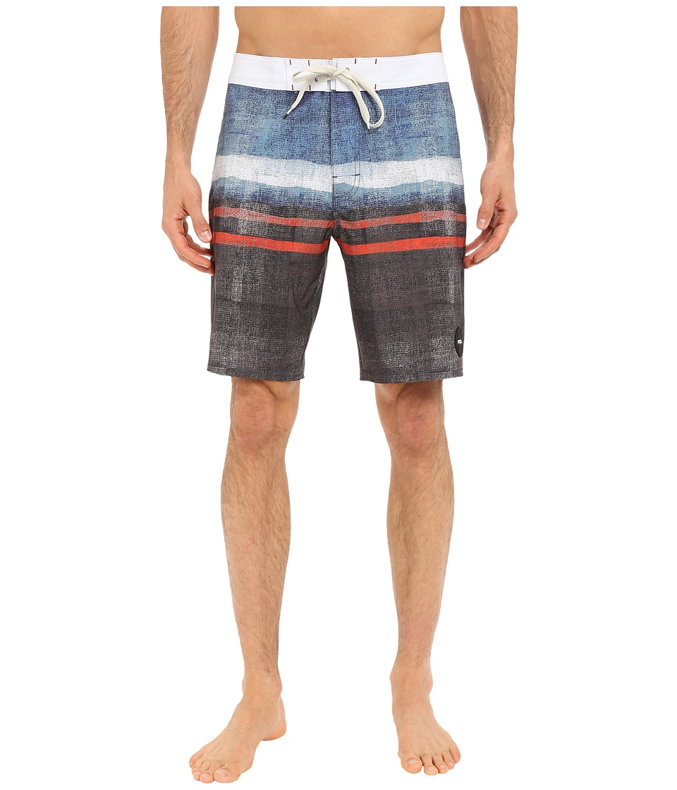 RVCA - Barracuda Trunks (Vintage White) Men's Shorts