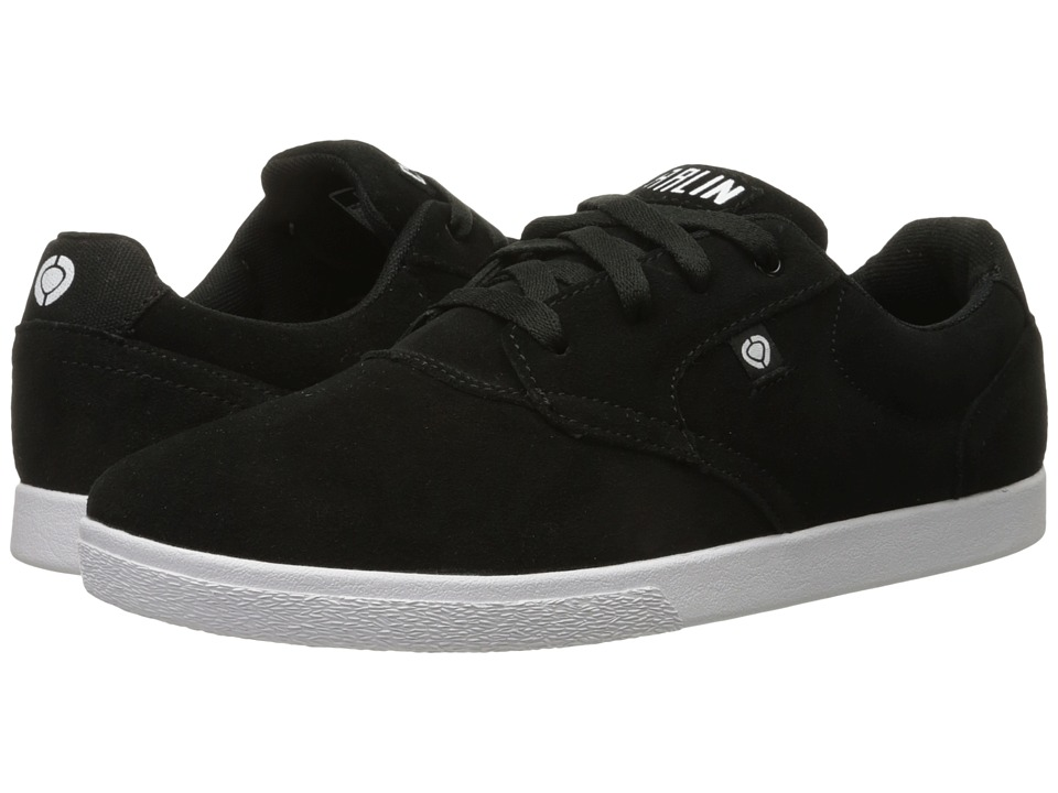 Circa - JC01 (Black/Black/White) Men's Shoes