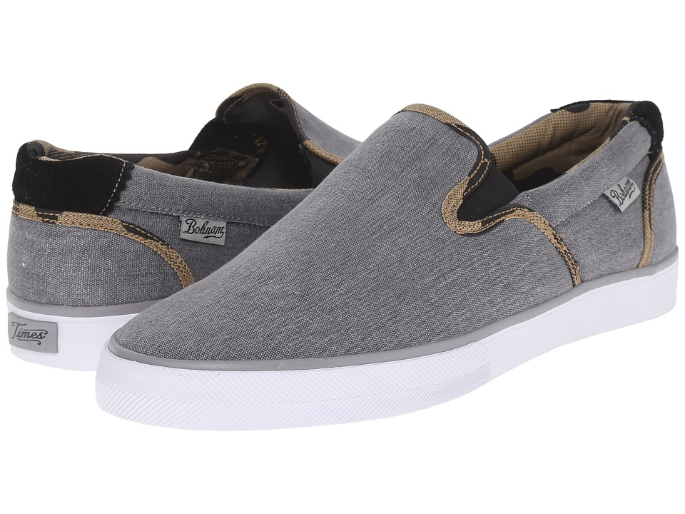 Circa - Corpus (Charcoal/Camo) Men's Skate Shoes