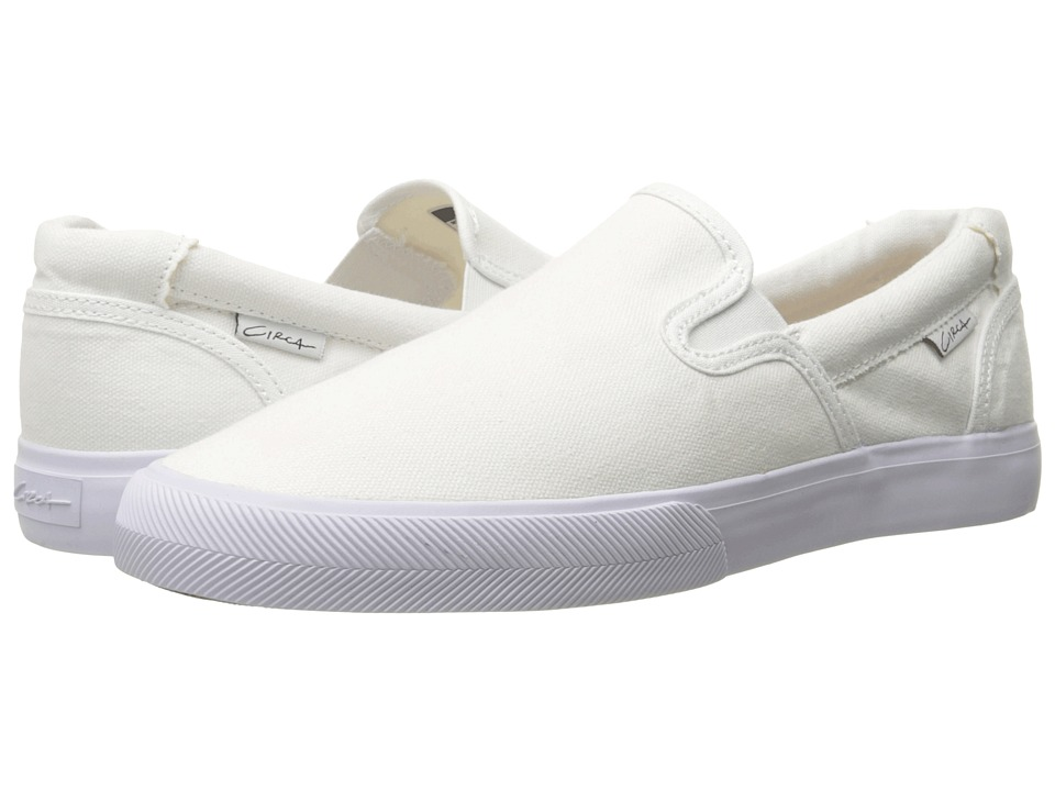 Circa Corpus (White/Gum/Canvas) Men