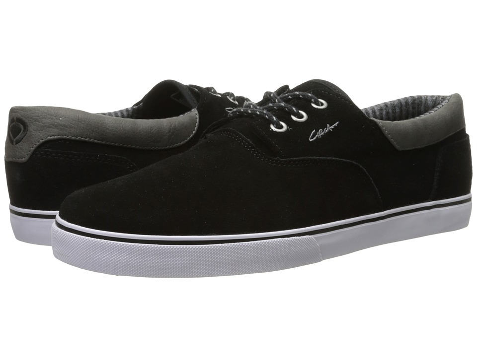 Circa - Valeo SE (Black/Frost Gray) Men's Shoes