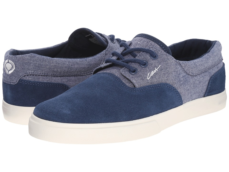 Circa - Valeo SE (Denim/Off White) Men's Shoes