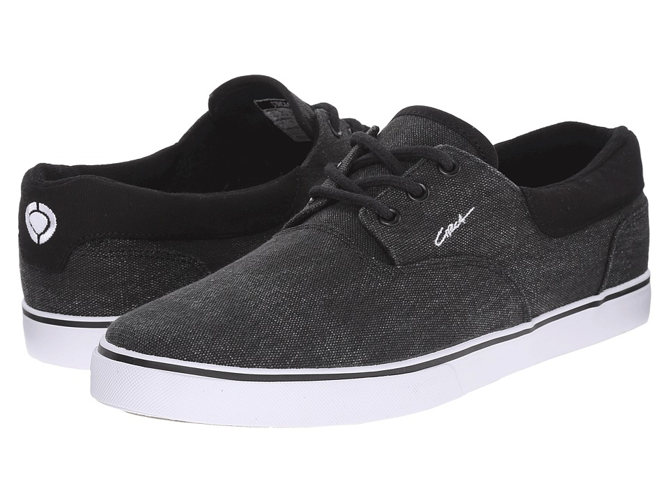 Circa - Valeo SE (Washed Black/White) Men's Shoes