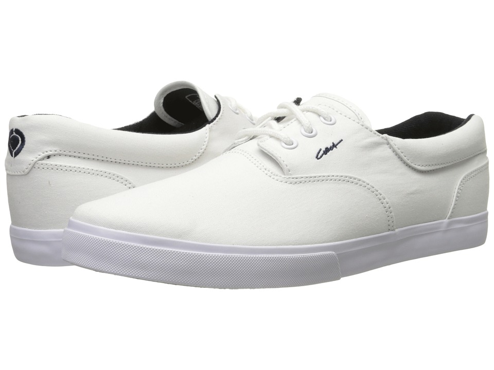 Circa - Valeo SE (White/Navy) Men's Shoes