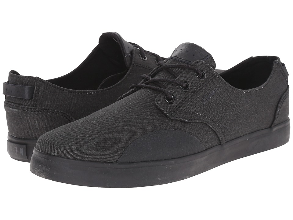 Circa - Harvey (Black/Kr3w) Men's Skate Shoes