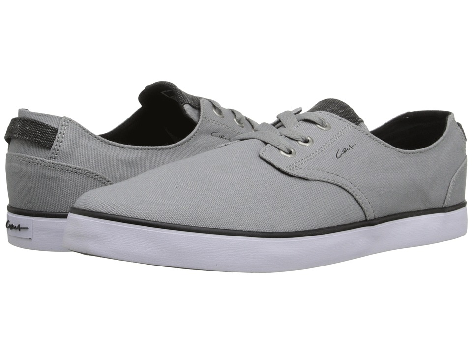 Circa - Harvey (Frost Gray/Black) Men's Skate Shoes