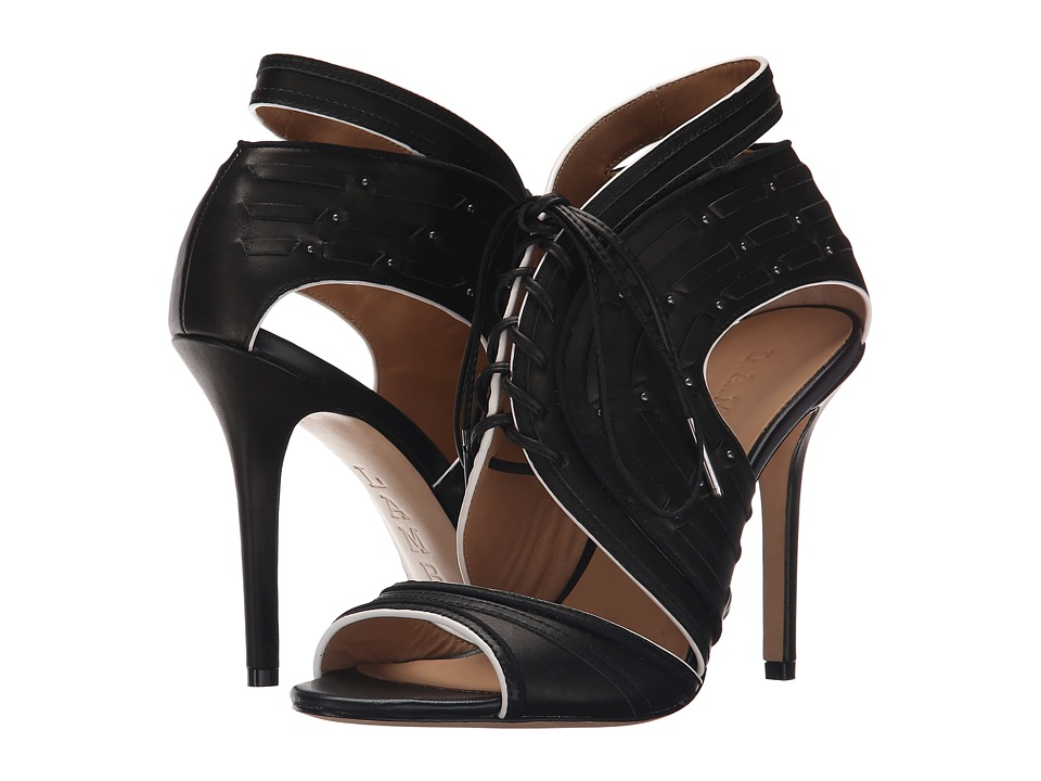 L.A.M.B. Halifax (Black/Black) High Heels