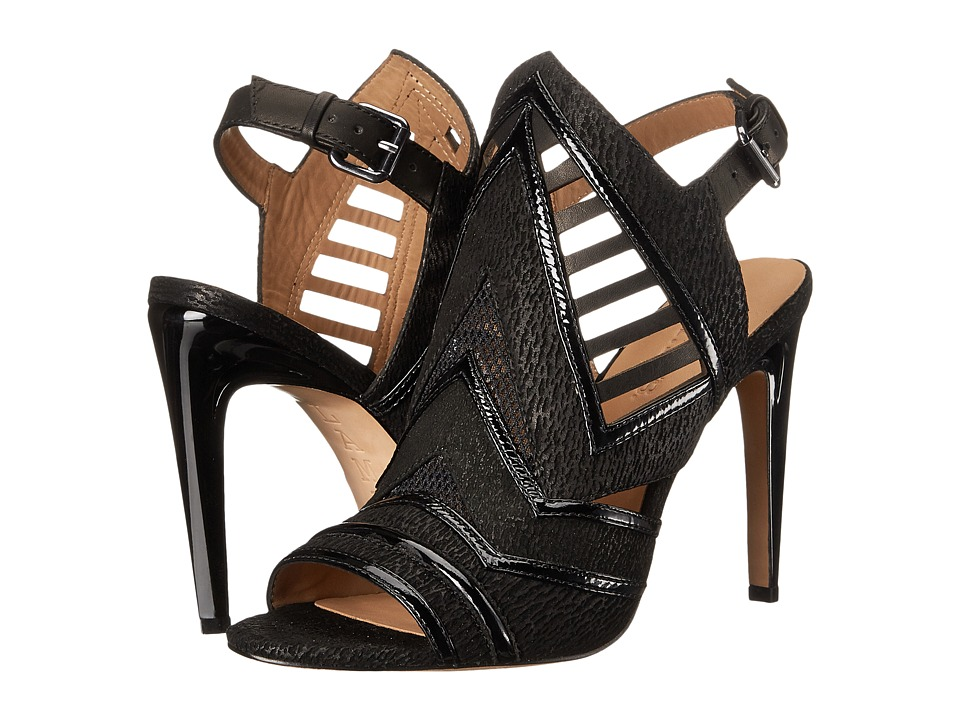 L.A.M.B. Hadley (Black) High Heels