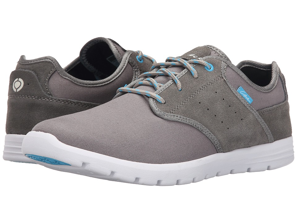 Circa - Atlas (Gray/White) Men's Skate Shoes