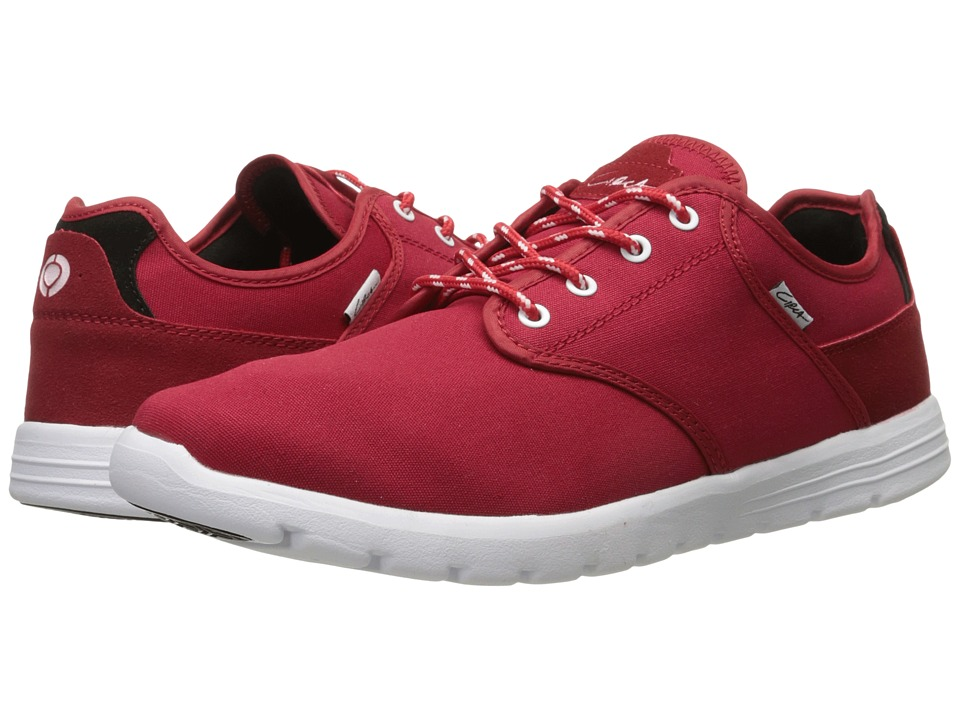 Circa - Atlas (Red/White) Men's Skate Shoes