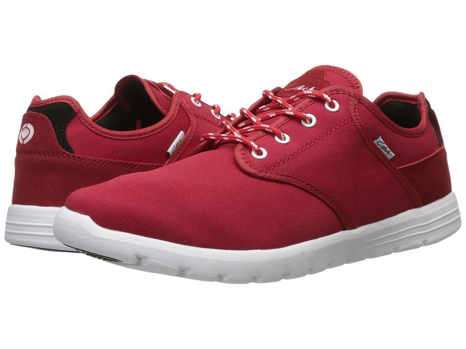 Circa - Atlas (Red/White) Men's Skate Shoes