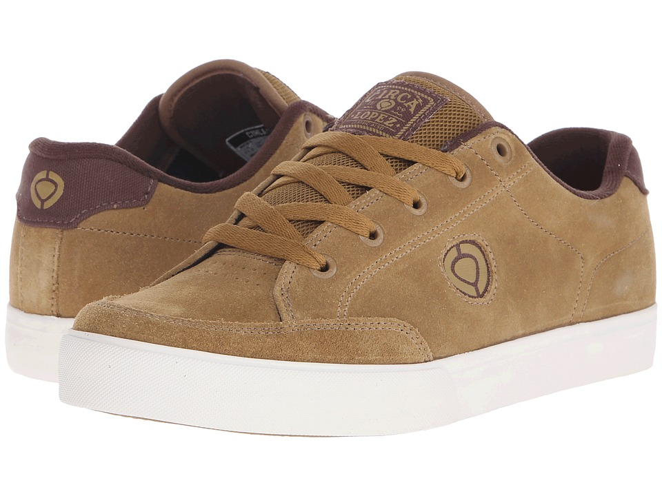 Circa AL50 Slim CamelPinecone Mens Shoes