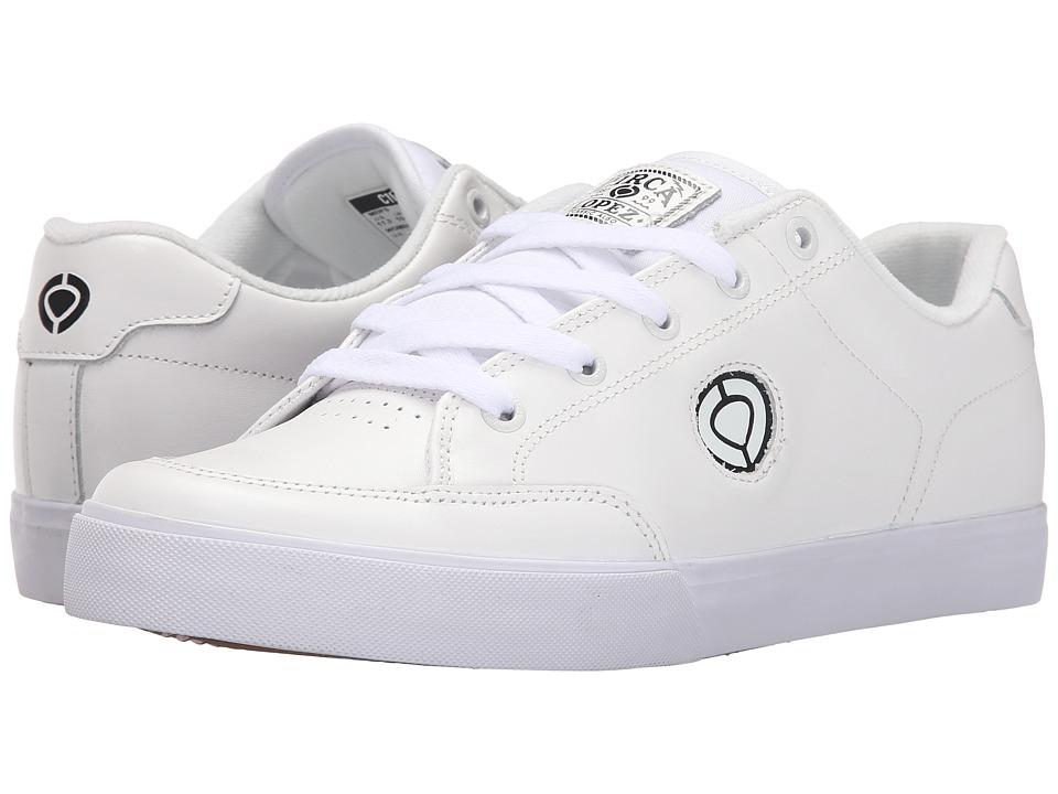 Circa - AL50 Slim (White/Black/Gum) Men