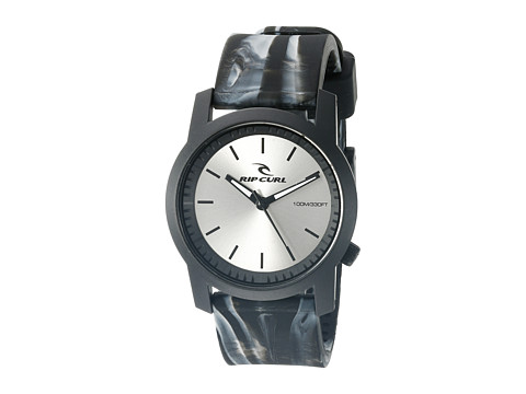 Rip Curl - Cambridge Silicone (Charcoal) Watches