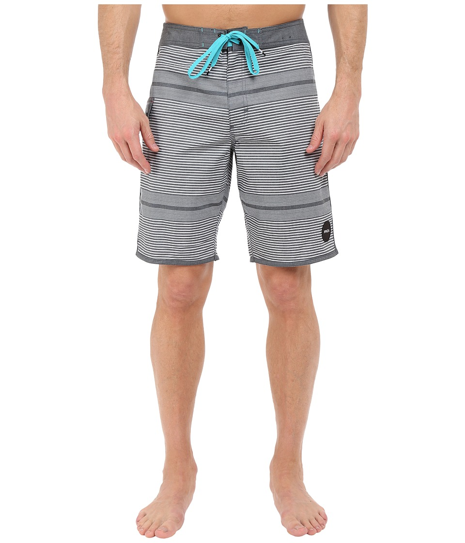 RVCA - Vector Trunks (Black) Men's Shorts
