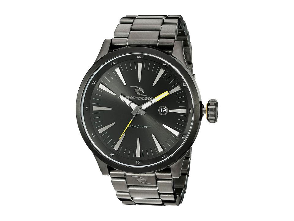 Rip Curl - Recon XL Gunmetal SSS Watch (Dark Shadow) Watches