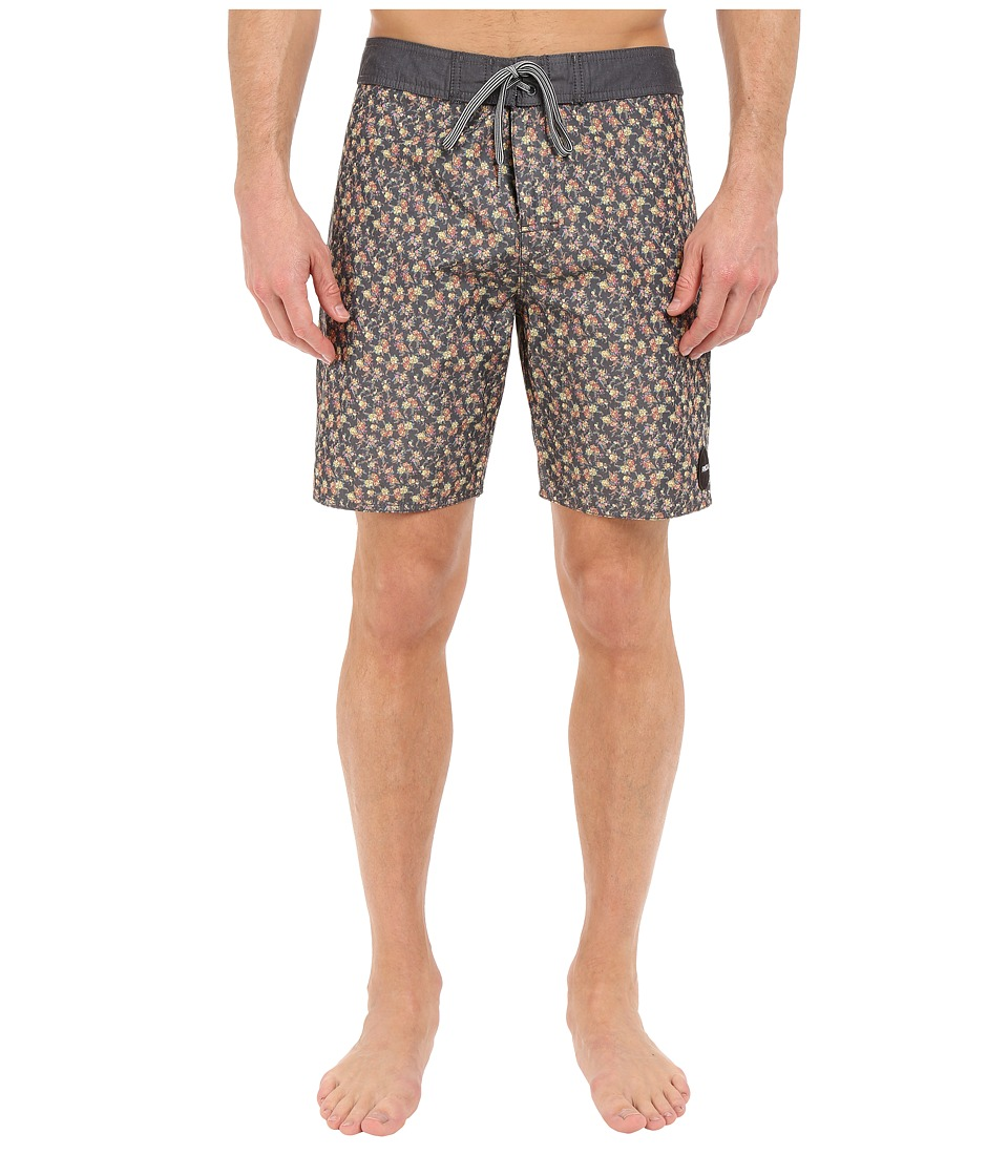 RVCA - We Come In Peace Boardshorts (Navy) Men's Swimwear