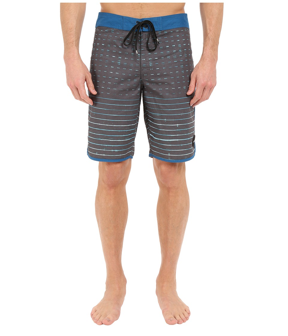 RVCA - Holy Spirit Boardshorts (Black) Men's Swimwear