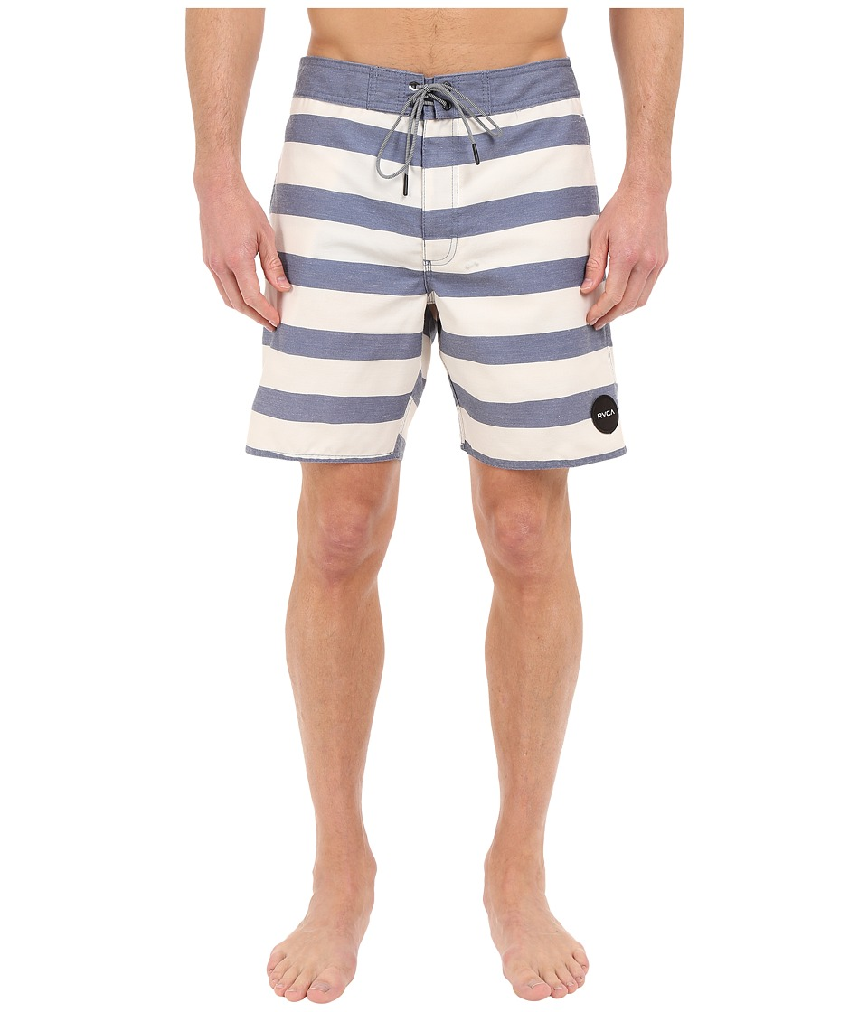 RVCA - Speedway Boardshorts (Silver Beach) Men's Swimwear