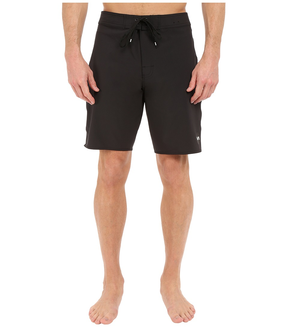RVCA - VA Boardshorts (Black) Men's Shorts