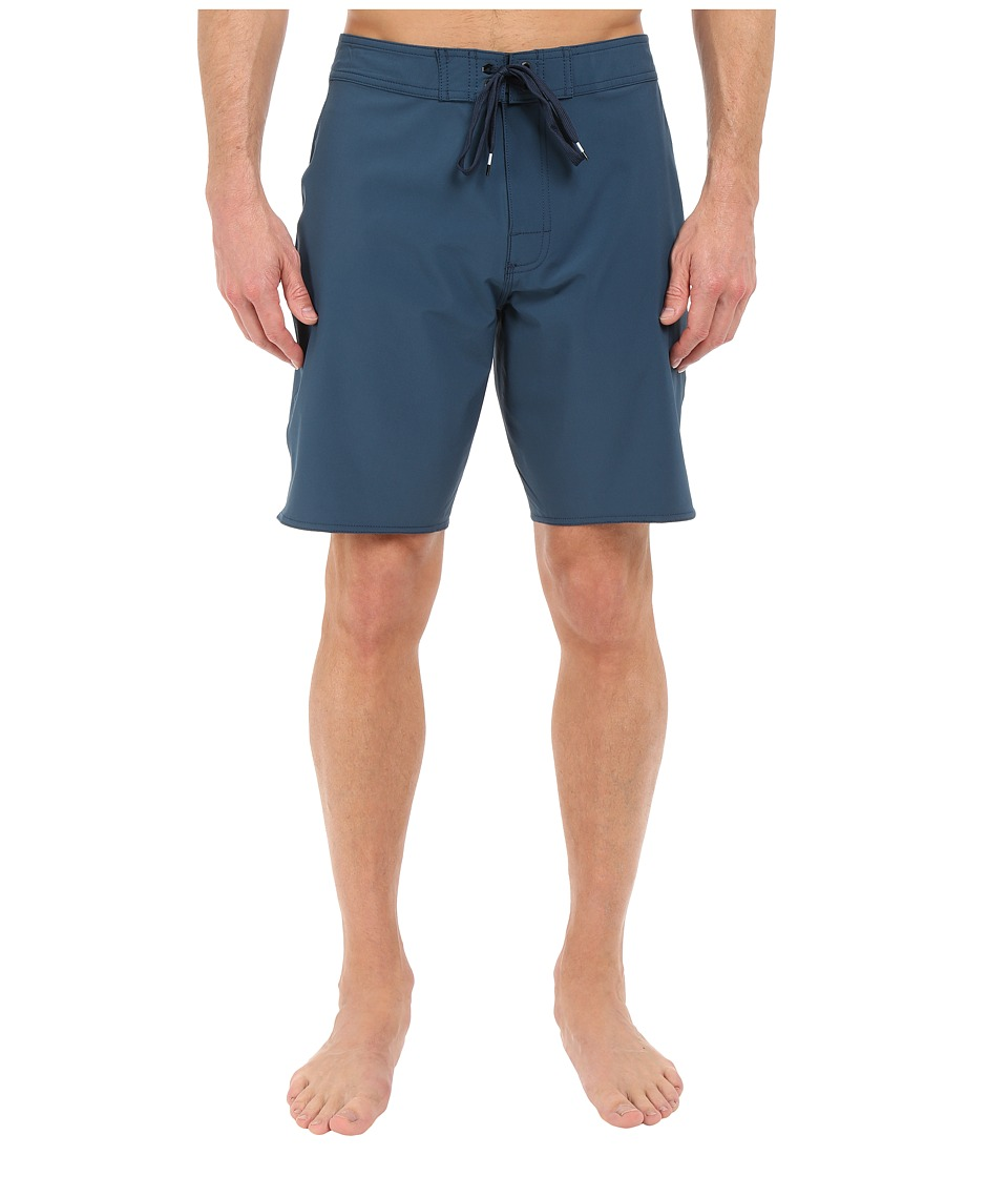 RVCA - VA Boardshorts (Neptune Blue) Men's Shorts