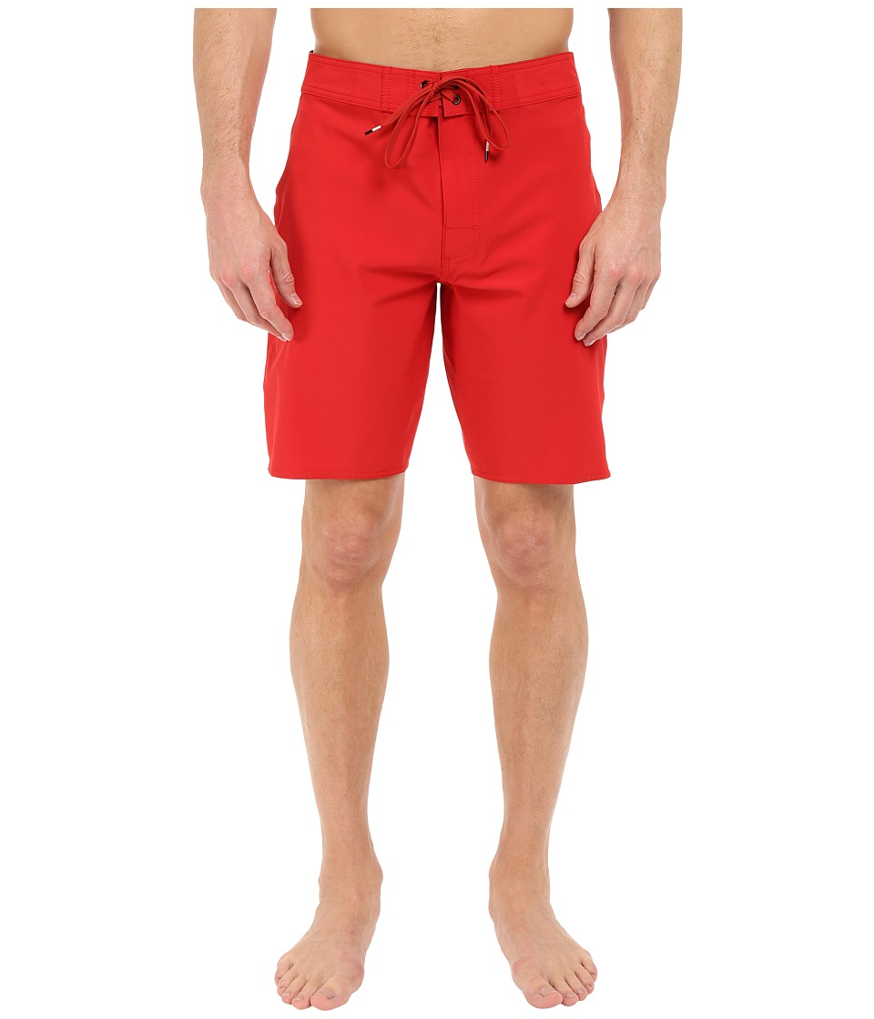 RVCA - VA Boardshorts (Red Hot) Men's Shorts
