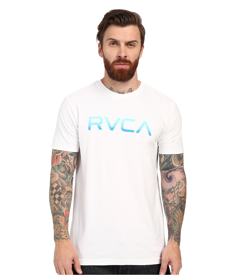 RVCA - Big Tee (White) Men