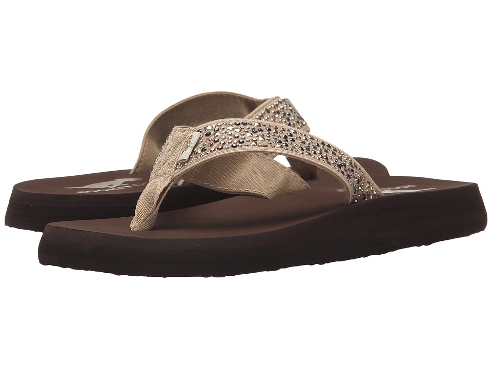 Rocket Dog - Nina Comfort (Natural Eclipse) Women's Sandals