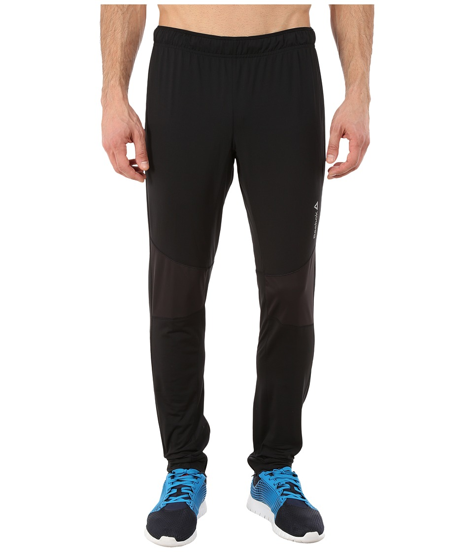 Reebok - DT Thermal Pants (Black) Men's Casual Pants