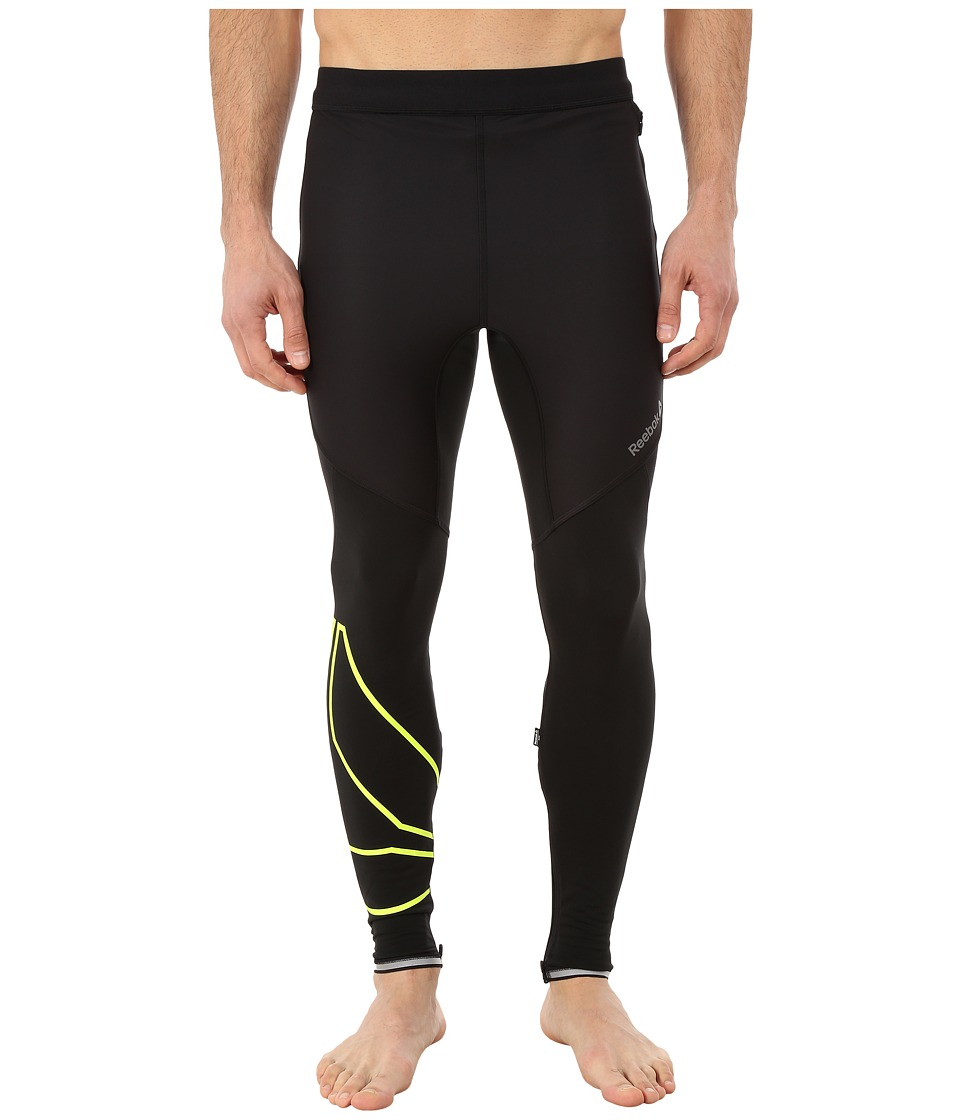Reebok - ONE Series Brush Pants (Black) Men