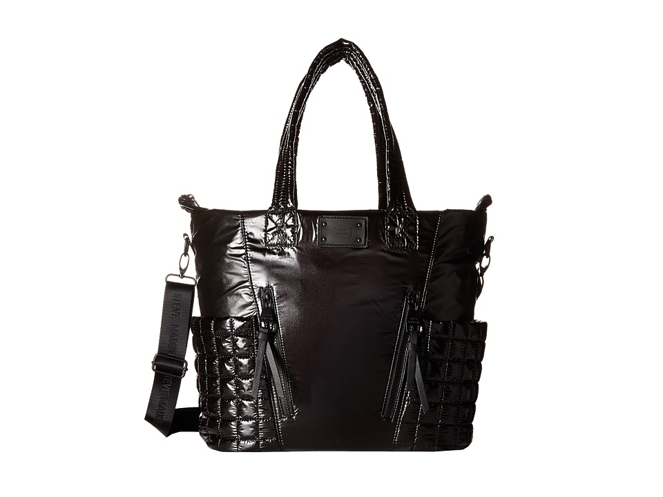 Steve Madden - Blena Satchel (Black) Satchel Handbags