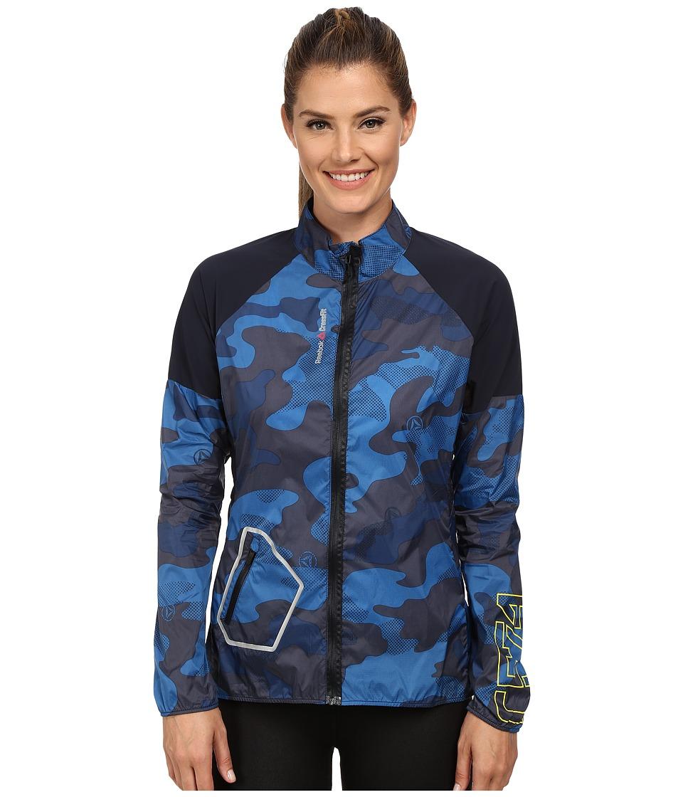 Reebok - CrossFit Feather Jacket (Reebok Navy) Women