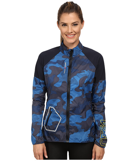 Reebok - CrossFit Feather Jacket (Reebok Navy) Women