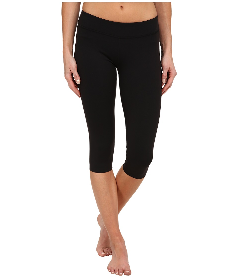 Reebok - CrossFit 3/4 Tights (Black) Women