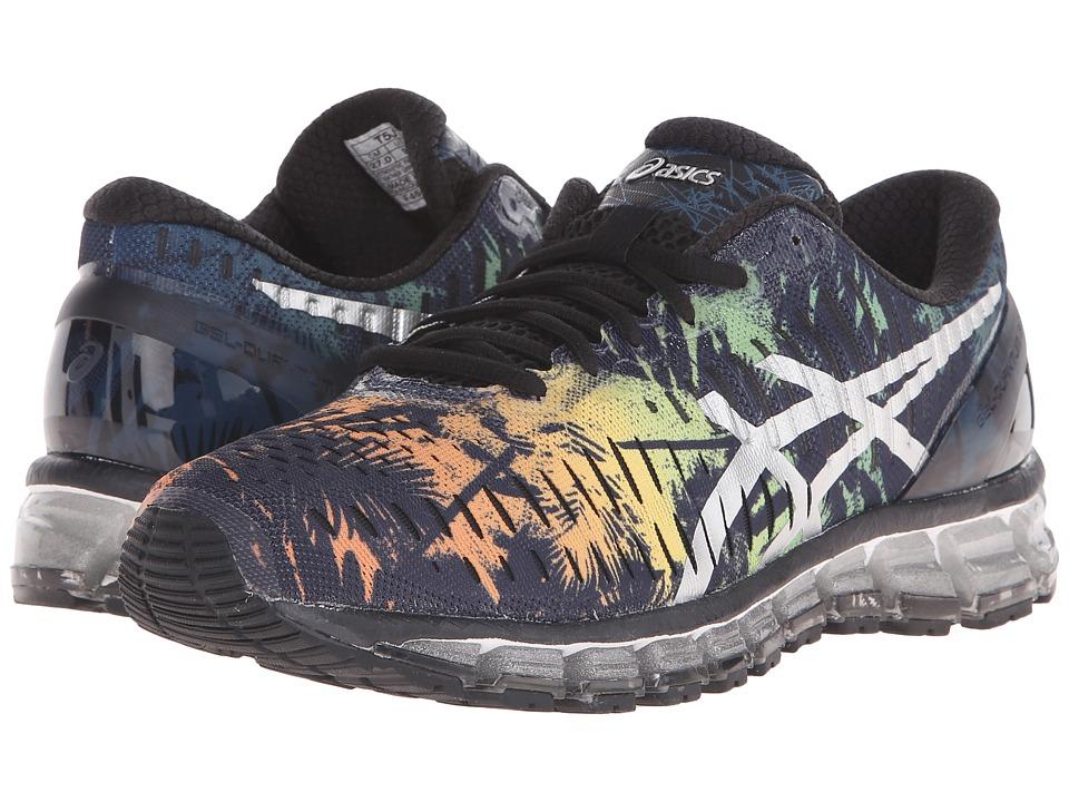 ASICS - GEL-Quantum 360 (Hot Orange/Silver/Ink) Men's Running Shoes