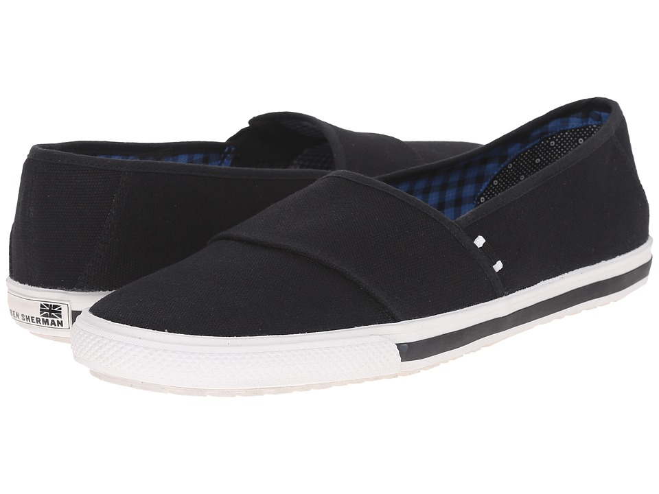 Ben Sherman - Chandler Sport Slide (Black) Men's Slip on Shoes