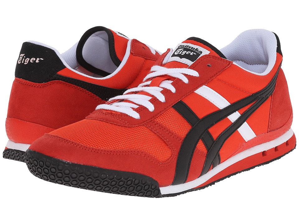 Onitsuka Tiger by Asics - Ultimate 81 (Fiery Red) Classic Shoes