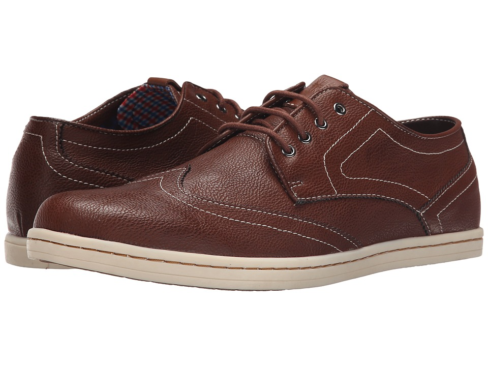 Ben Sherman - Nicholas (Cognac) Men's Shoes