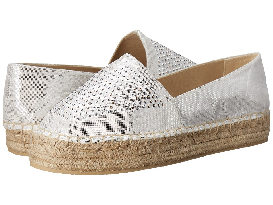 Soft Style - Hula (White Sparkle) Women's Shoes