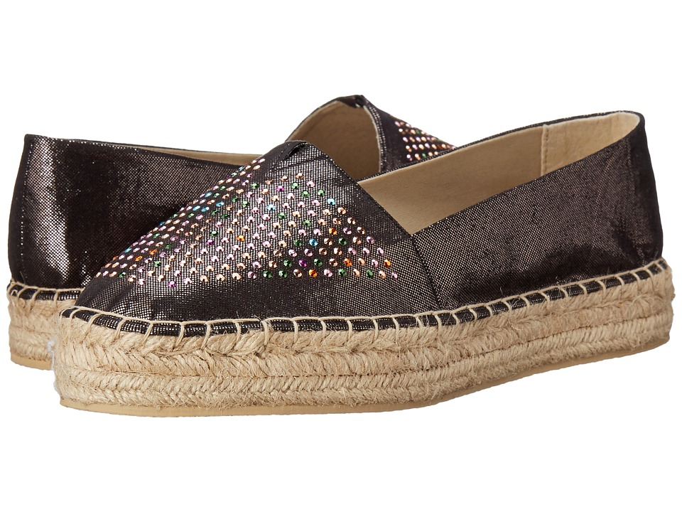 Soft Style - Hula (Black Sparkle) Women's Shoes
