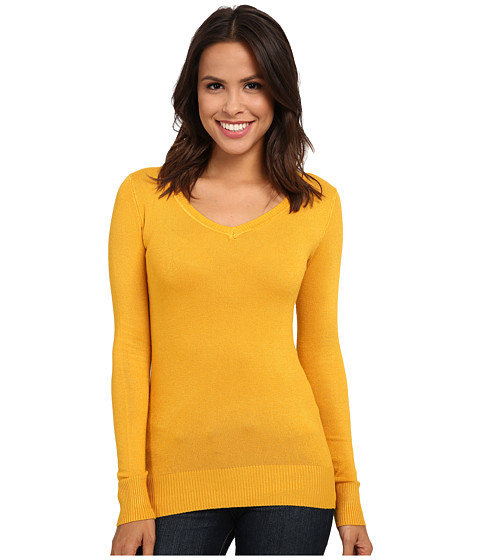 rsvp - Geneva Sweater (Mustard) Women's Sweater