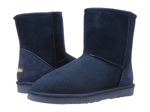 Lamo - 6 Inch Boot (Navy) Women